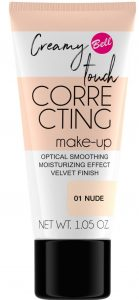 Creamy Touch Correcting Make-up 01 Nude