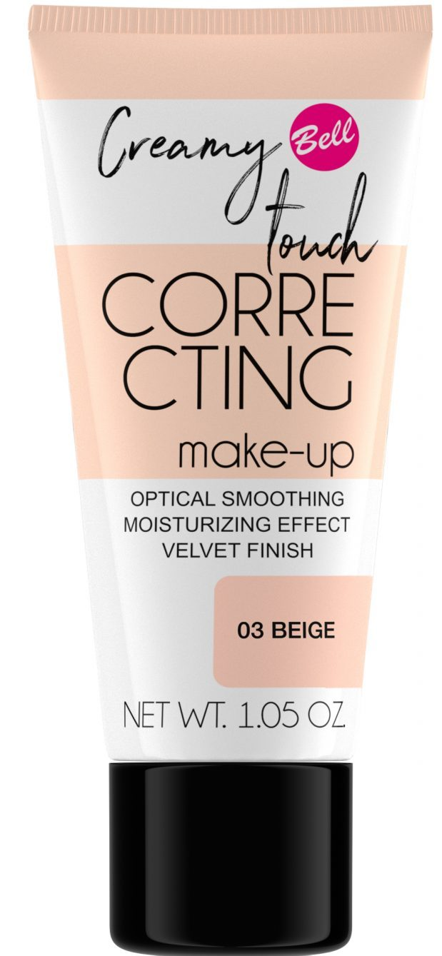 Creamy Touch Correcting Make-up 03 Beige