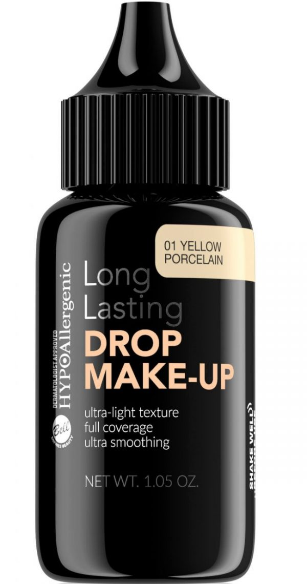 HYPO Long Lasting Drop Make-up 01 - Yellow Porcelain