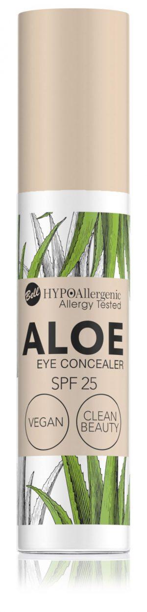 HYPOAllergenic ALOE Eye Concealer SPF 25 02 Peach