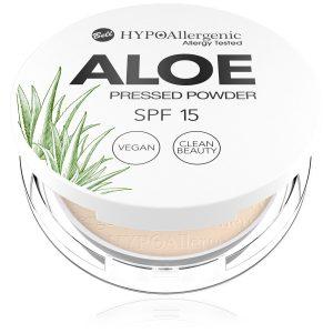 HYPOAllergenic ALOE Pressed Powder 04 Honey