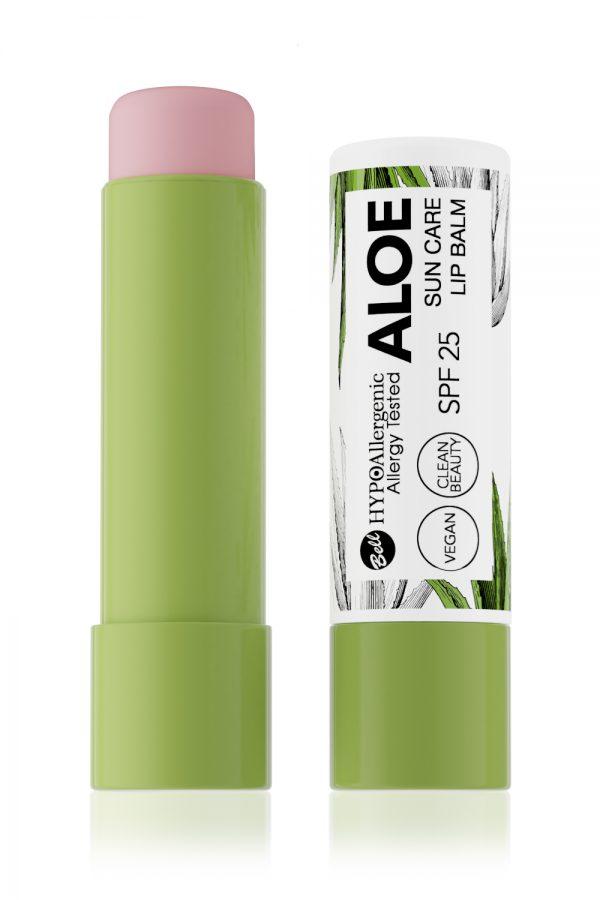 HYPOAllergenic ALOE Sun Care Lip Balm SPF 25