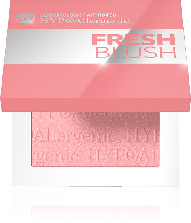 HYPOAllergenic Fresh Blush 01 Golden Peach