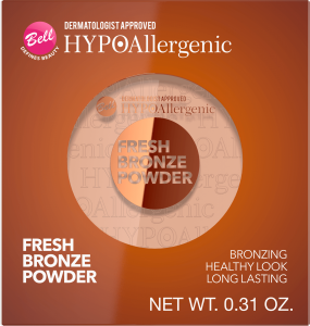 HYPOAllergenic Fresh Bronze Powder 01