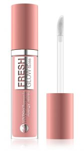 HYPOAllergenic Fresh Glow Lip Gloss 01 Nude