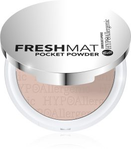 HYPOAllergenic Fresh Mat Pocket Powder 01 Alabaster