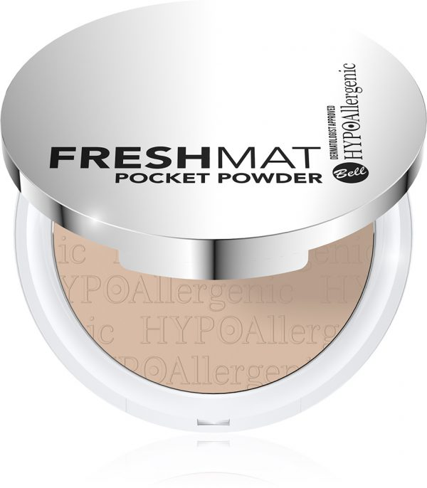 HYPOAllergenic Fresh Mat Pocket Powder 02 Dessert Sand