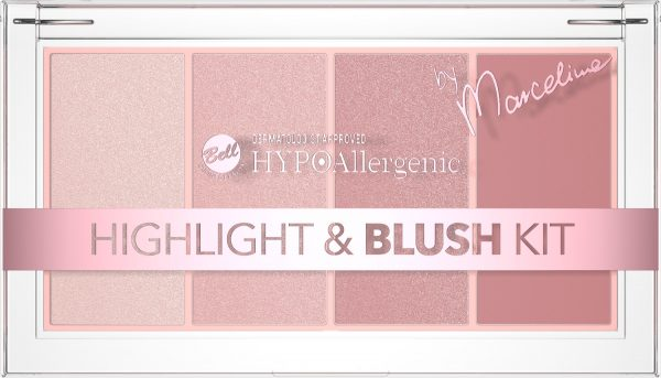 HYPOAllergenic Highlight & Blush Kit 01