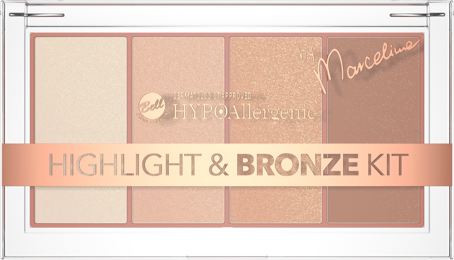 HYPOAllergenic Highlight & Bronze Kit 01