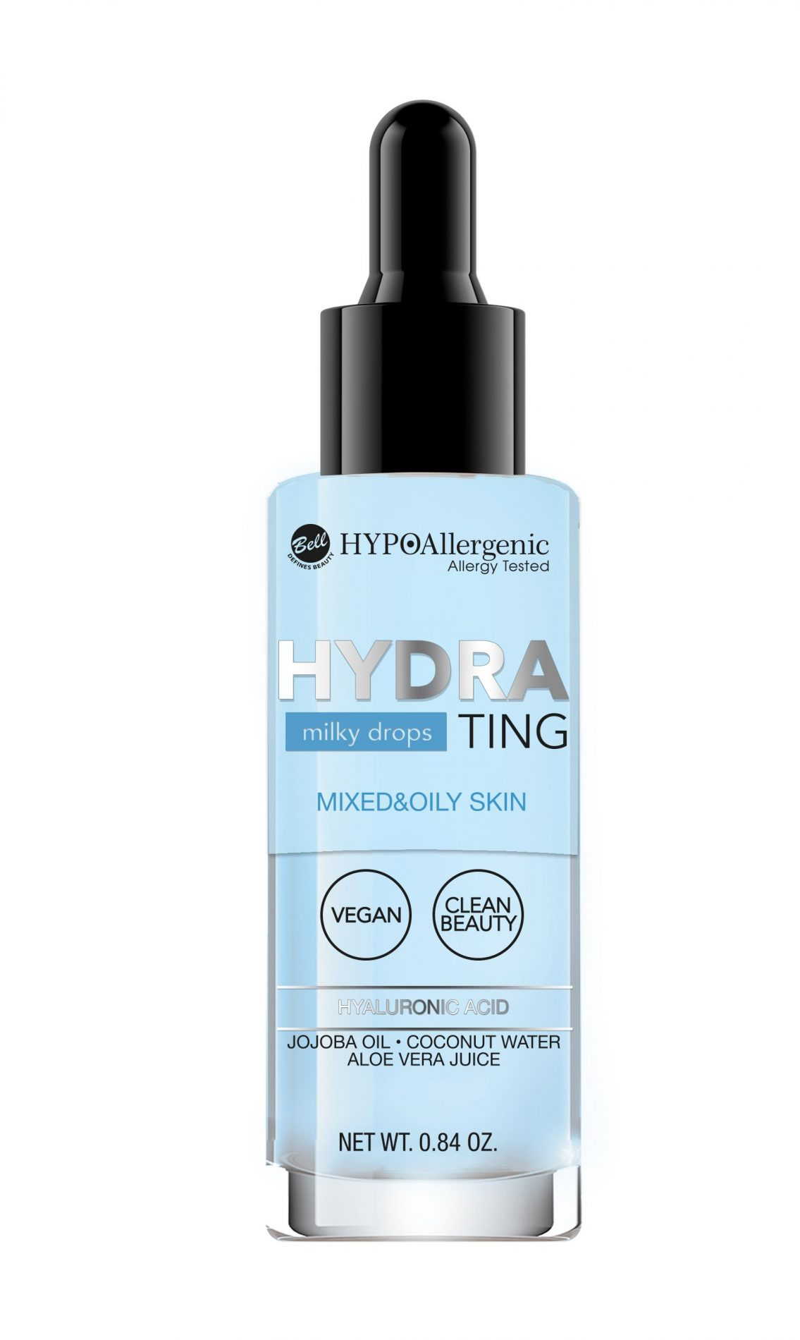 HYPOAllergenic Hydrating Milky Drops