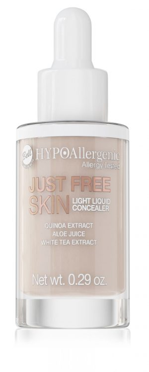 HYPOAllergenic Just Free Skin Light Liquid Concealer 03 Peach