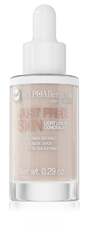 HYPOAllergenic Just Free Skin Light Liquid Concealer 03 Peach