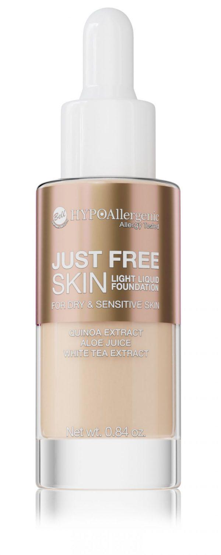 HYPOAllergenic Just Free Skin Light Liquid Foundation 03 Sunny