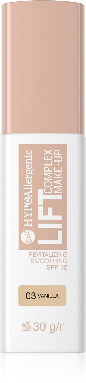 HYPOAllergenic Lift Complex Make-up 03 Vanilla