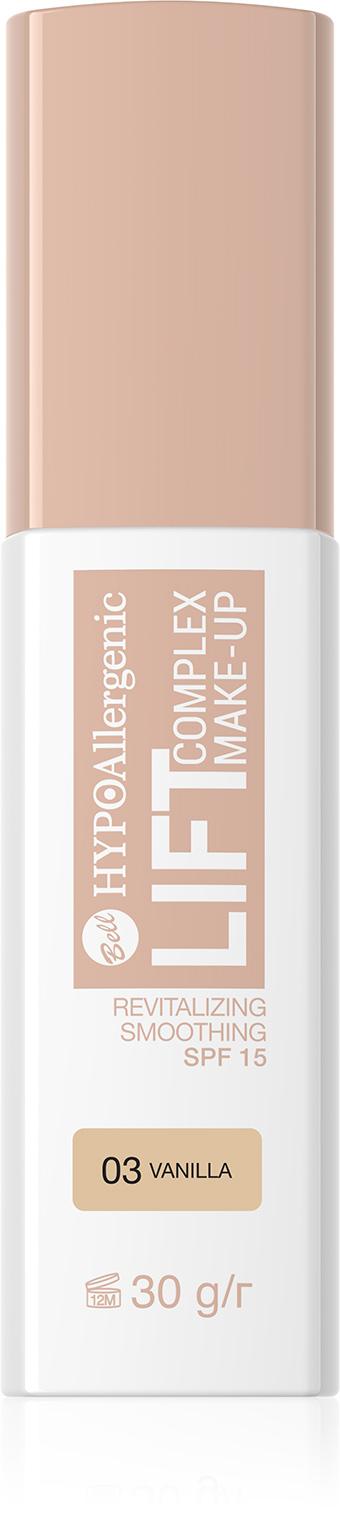 HYPOAllergenic Lift Complex Make-up 03 Vanilla