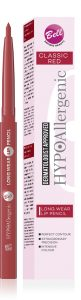 HYPOAllergenic Long Wear Lip Pencil 04 Classic Red