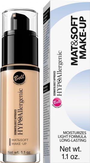 HYPOAllergenic Mat&Soft Make-up 02 Natural