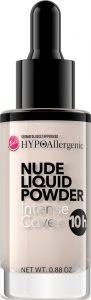 HYPOAllergenic Nude Liquid Powder 01 Porcelain