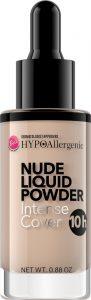 HYPOAllergenic Nude Liquid Powder 04 Golden Beige