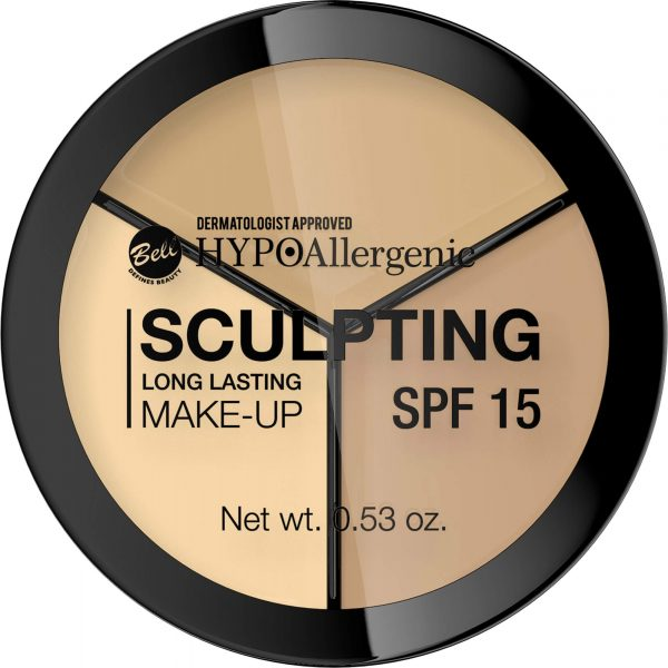 HYPOAllergenic Sculpting Make-up 01