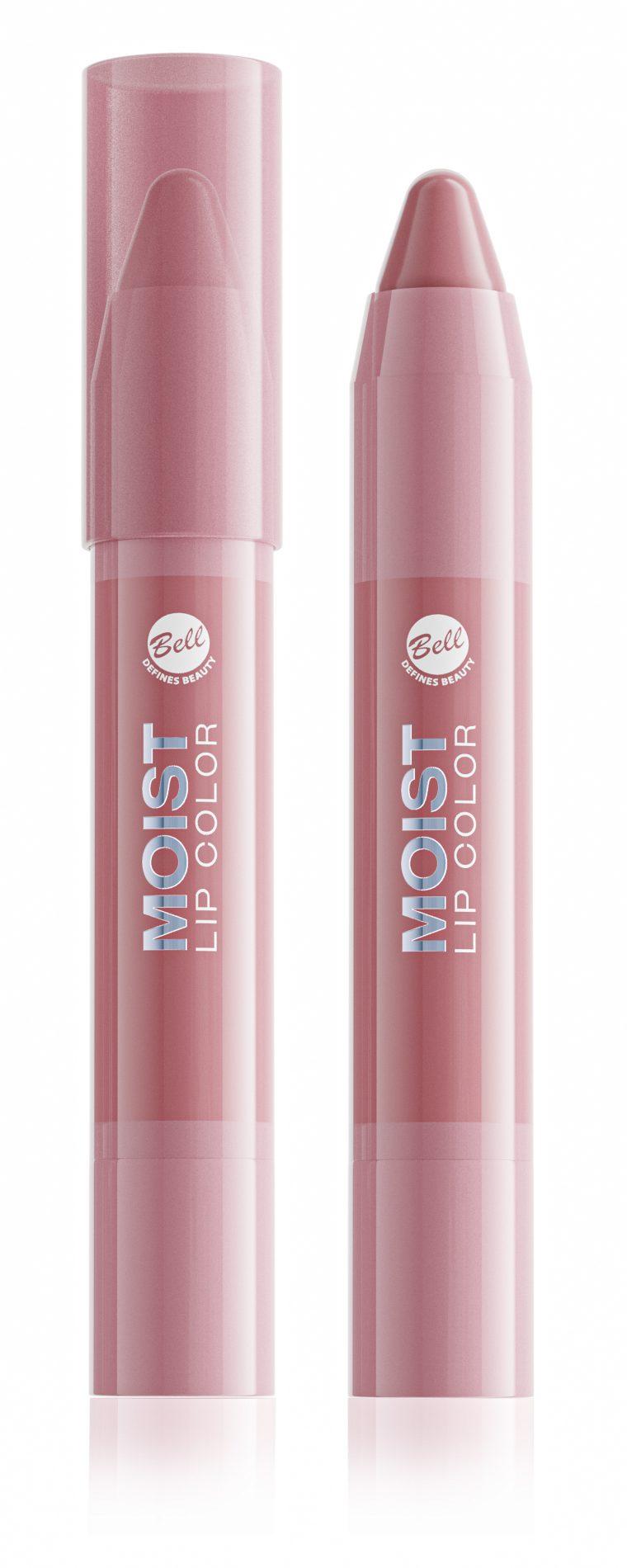 Moist Lip Color 01 Peony
