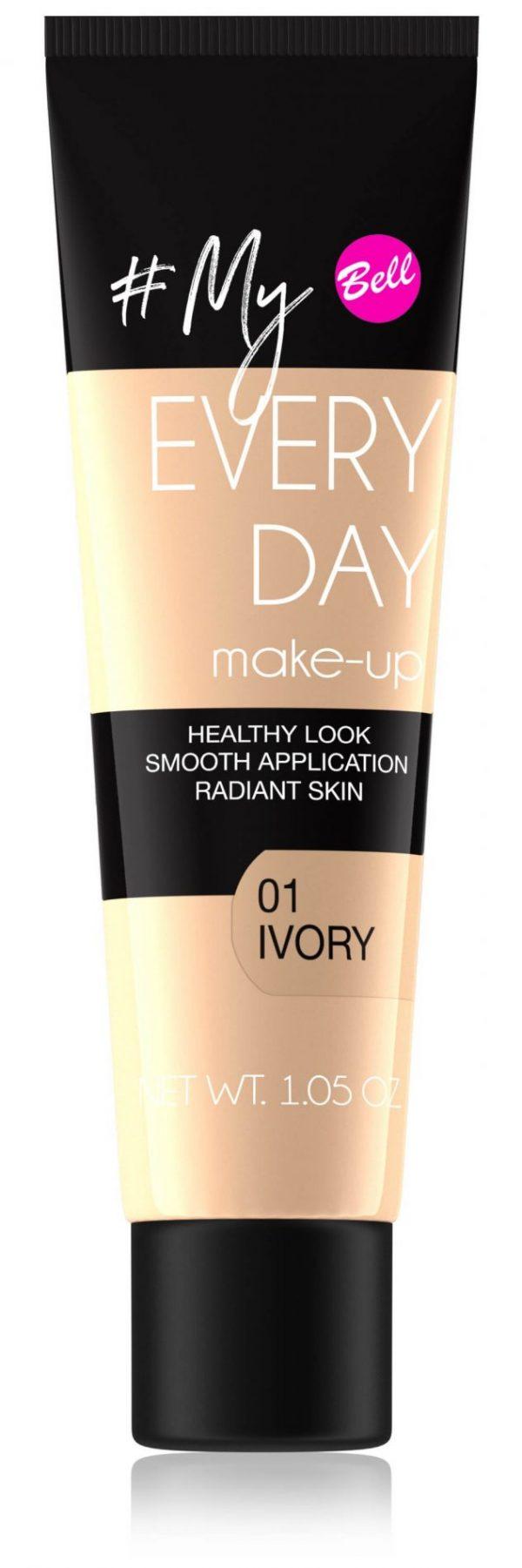 My Everyday Make-up 01 Ivory