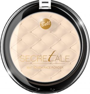 Secretale Mat Touch Face Powder 01