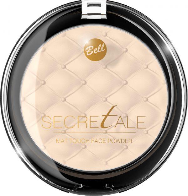 Secretale Mat Touch Face Powder 01