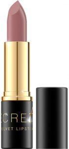 Secretale Velvet Lipstick 01