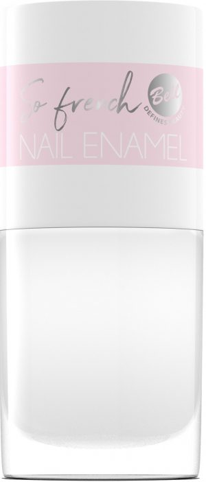 So French Nail Enamel 01