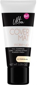 Ultra Cover Mat Make-up 01 Porcelain