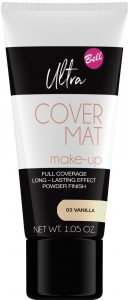 Ultra Cover Mat Make-up 03 Vanilla
