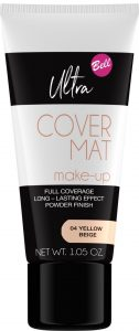 Ultra Cover Mat Make-up 04 Yellow Beige