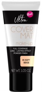 Ultra Cover Mat Make-up 05 Soft Beige