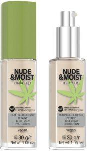 Nude&Moist Make-Up 02 - Beige