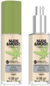 Nude&Moist Make-Up 03 - Sand